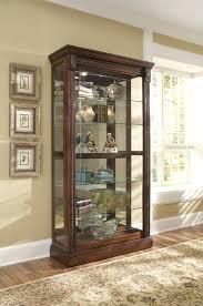 ashley furniture corner curio cabinet corner kitchen curio cabinet deluxe corner curio cabinet w enclosed