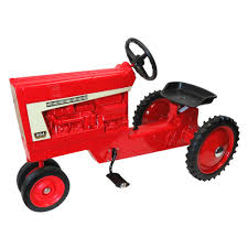 harvester 504 farmall narrow front die cast pedal