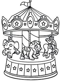 carnival of the animals coloring pages