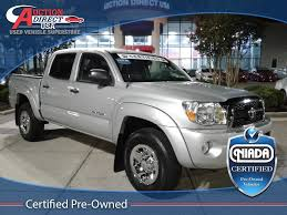 used toyota tacoma at auction direct usa