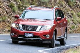 2016 nissan pathfinder 2017 nissan pathfinder review