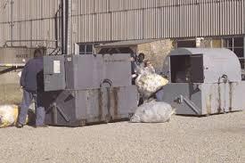 used trash compactor trash compactor pg1