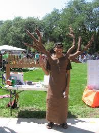 tree costume tree house society flickr