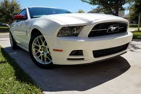 super lowered cars 2011 2014 mustang gt v6 h u0026r super sport lowering springs 51690 77
