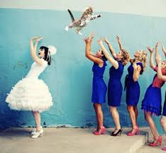Bride To Be Meme - brides throwing cats know your meme