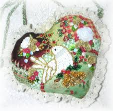 and me designs quilt ornaments