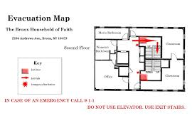 fire evacuation floor plan 24 images of evacuation plan template for churches linkcabin com