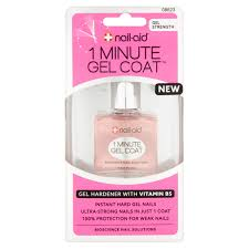 nail aid almost gel harder nails 3 minute artificials nail