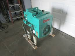 used 7 5 kw onan generator natural gas powered