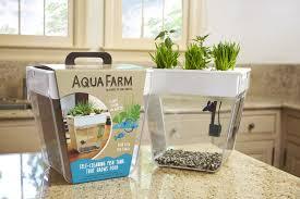 betta fish tank home aquarium fishbowl self cleaning full set