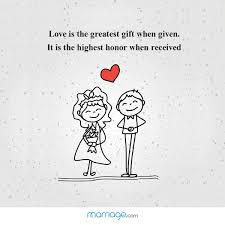 wedding quotes of honor is the greatest gift when marriage quotes