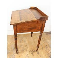 Small Vintage Writing Desk Image Of Antique Small Slant Top Desk Furniture Pinterest