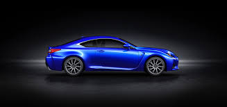 stanced lexus coupe lexus rc f high performance coupe revealed lexus enthusiast