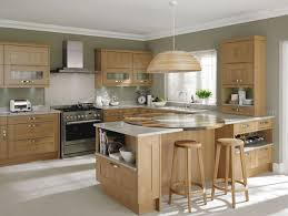 L Shaped Island In Kitchen Kitchen Designs Traditional Modern Kitchen With L Shaped Island