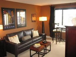 Brown Leather Sofa Living Room Living Room Paint Colors With Brown Leather Furniture Aecagra Org