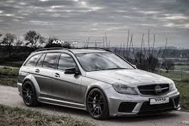 mercedes c63 wagon hms c63 black series wagon with adv 1 s petrol
