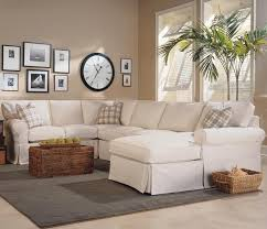 Four Seasons Furniture Replacement Slipcovers Masquerade 3 Piece Slipcover Sectional With Chaise By Rowe Ahfa