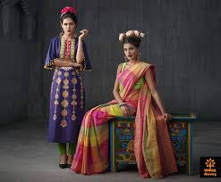 arong saree aarong boishakhi collection 2018 pohela boishakh 1425
