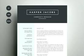 free creative resume template word resume free creative resumes templates resume word template to