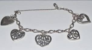 silver bracelet with charms images Bracelets charm bracelets for girls sterling silver charms jpg