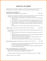 Sample Cover Letter Financial Analyst Real Estate Appraiser Cover Letter Gallery Cover Letter Ideas