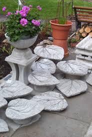 gartendeko aus beton selber machen 28 schöne ideen gardening
