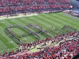 Ohio State Car Flags Script Ohio I Used To Hear The Osu Marching Band Practice When I