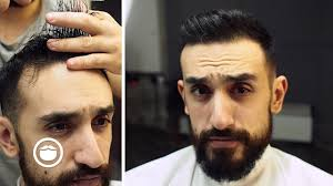 the best haircut and style for thinning hair youtube