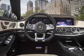 mercedes benz museum elevator the 2018 mercedes benz s class takes manhattan by storm the drive