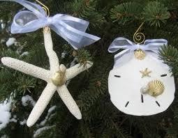 ideas for ornaments coastal style