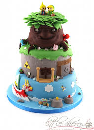19 amazing video game cakes mental floss