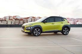 types of cars all wheel drive cars with good gas mileage with 2018 hyundai kona