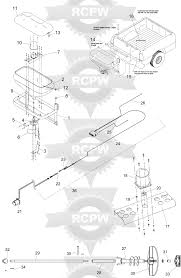 buyers salt dogg tgs05b salt spreader diagram rcpw parts lookup