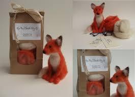 felt kits mrs plop needle felted soft sculpture animals handmade with