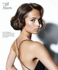 Magazine Usa Alicia Vikander U2013 Maxim Magazine Usa June July 2017 U2013 Posh And Glamour