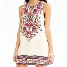 china ladies woven placement cut back keyhole round neck evening