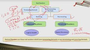 cbse ncert class 9 chapter 1 number system part 1 in hindi