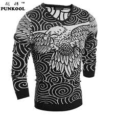 warm winter sweaters mens sweater sweaters warm winter printed pullover warm