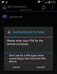 android remote access on chrome remote desktop app for android makes remote pc