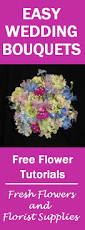 How To Make Wedding Bouquet How To Make A Bouquet Colonial Wedding Flowers