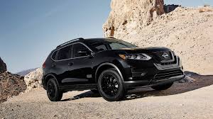 black nissan rogue 2016 the force is strong with the nissan rogue this winter