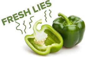 i just learned the truth about bell peppers and what the hell