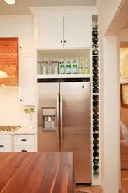 Storage Ideas For Small Kitchens by Top 25 Best Wine Bottle Storage Ideas On Pinterest Wine Bottle