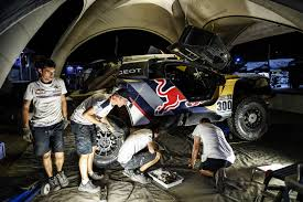 peugeot dakar landmark 1 2 3 glory for the peugeot 3008dkr on 2017 dakar rally