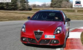 romeo giulietta 2017 prices and specifications in qatar car sprite