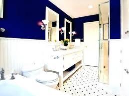 navy blue bathroom ideas navy and white bathroom blue brown and white bathroom ideas bathroom