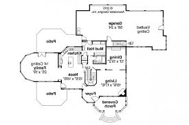 queen anne house plan with 2455 square feet and 4 bedrooms from