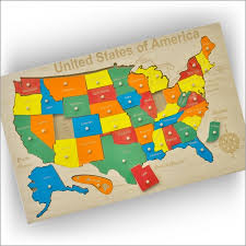 us map puzzle wood usa map wooden puzzle