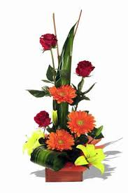 types of flower arrangements flower arrangement bng hotel management kolkata