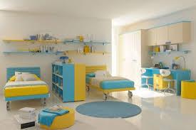 Shelves Kids Room by 37 Joyful Kids Room Design Ideas With Blue U0026 Yellow Tones